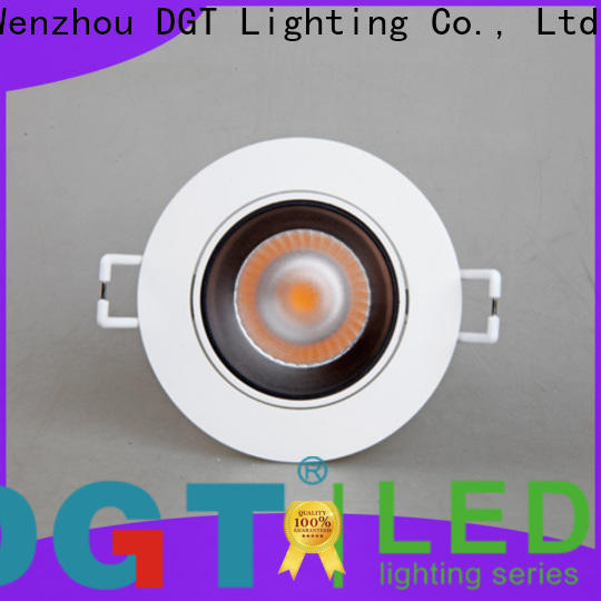 DGT Lighting excellent indoor led spotlight factory for indoor