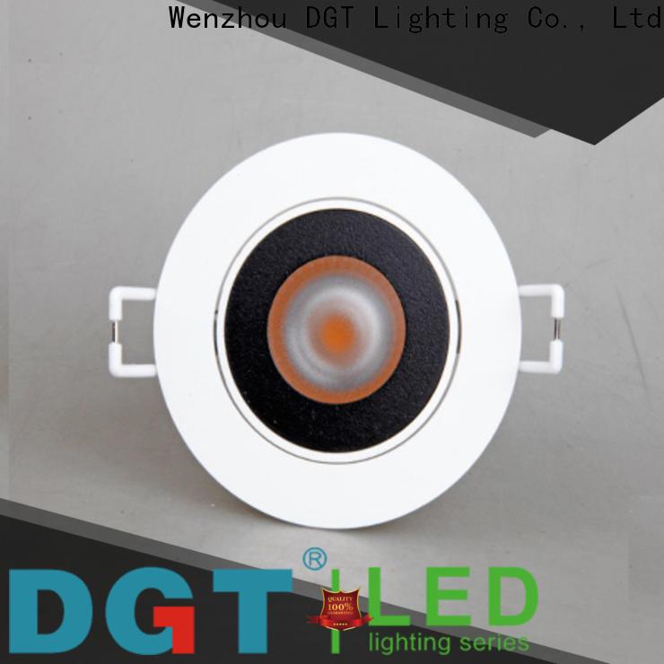 DGT Lighting dim commercial spotlight with good price for indoor