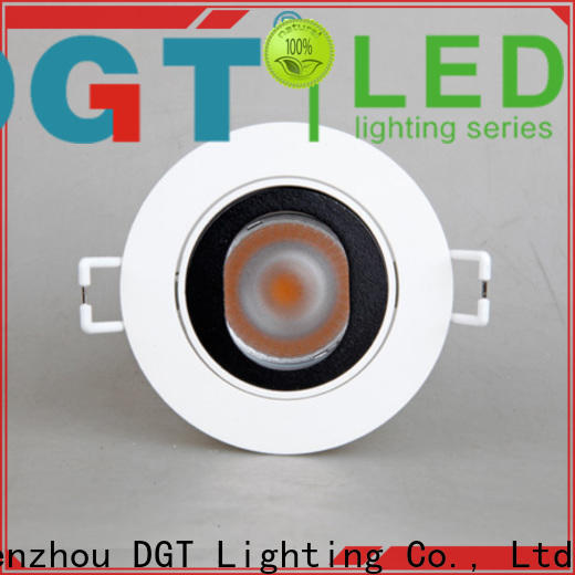DGT Lighting dim interior spotlights with good price for club