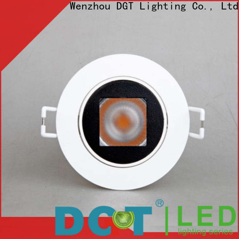 DGT Lighting led ceiling spotlights design for commercial