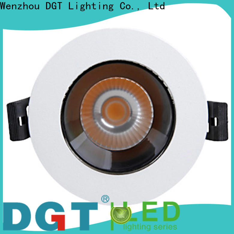 DGT Lighting led spotlights with good price for club