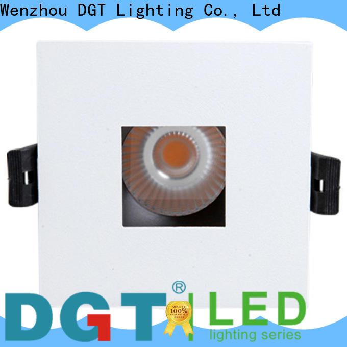 DGT Lighting international kitchen spot lights design for commercial