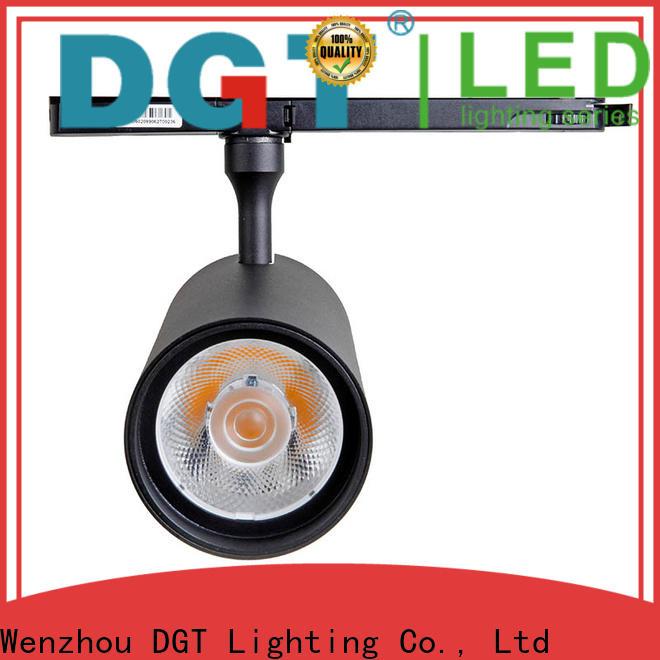 DGT Lighting commercial led track lighting directly sale for bar