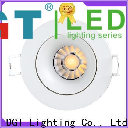 DGT Lighting firstclass white spotlights factory for bar