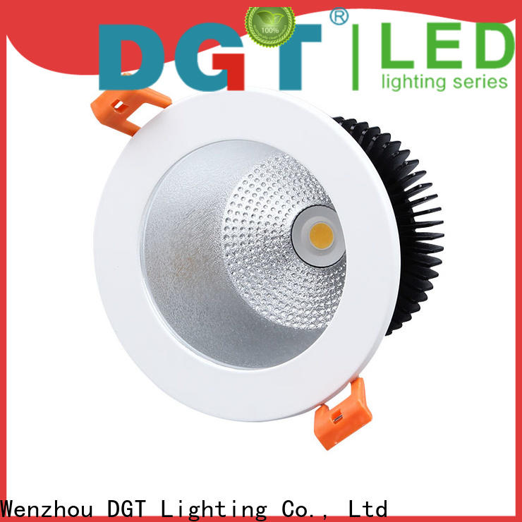 DGT Lighting high quality led downlight factory price for home