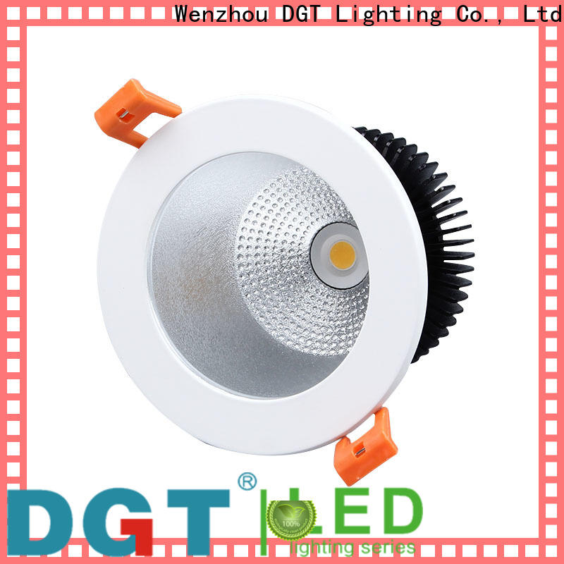 DGT Lighting stable low voltage downlight factory price for bathroom