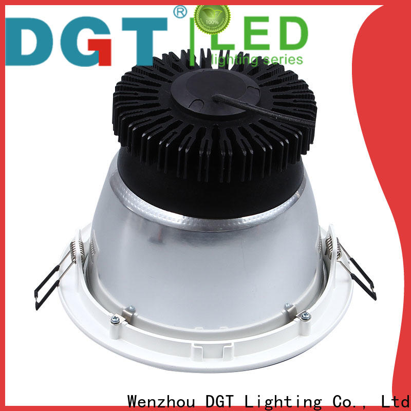 DGT Lighting professional low voltage downlight factory price for bathroom