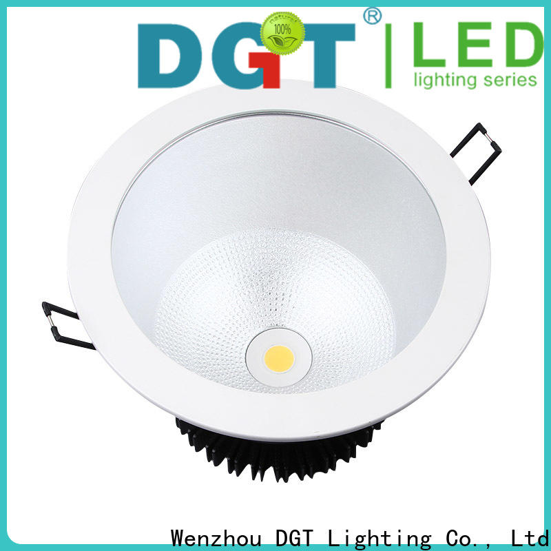 DGT Lighting quality low profile led downlights wholesale for bathroom