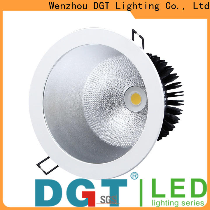 DGT Lighting stable cob downlight supplier for househlod