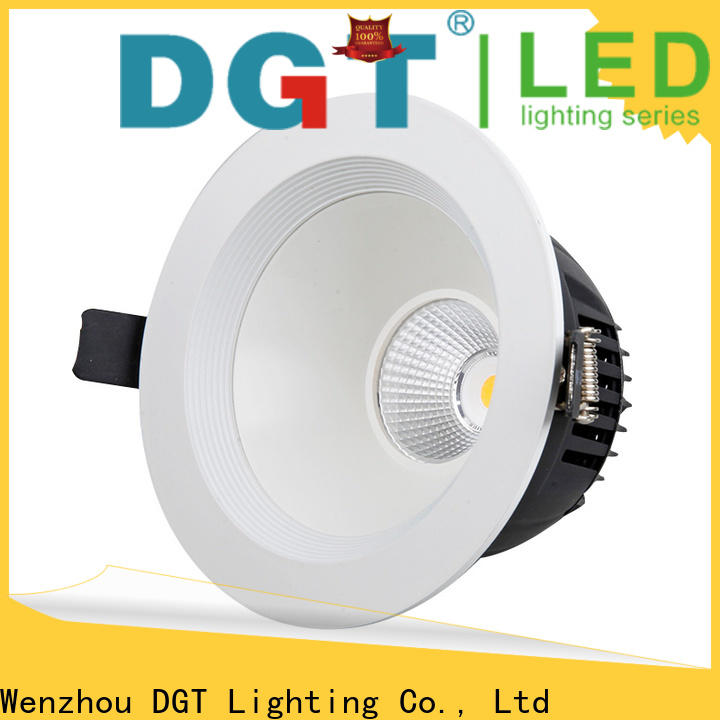 DGT Lighting stable low voltage downlight factory price for househlod