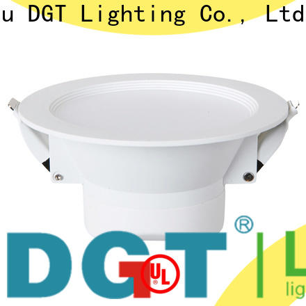 DGT Lighting sturdy led downlight globes personalized for home