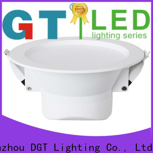 DGT Lighting long lifespan kitchen downlights supplier for bathroom