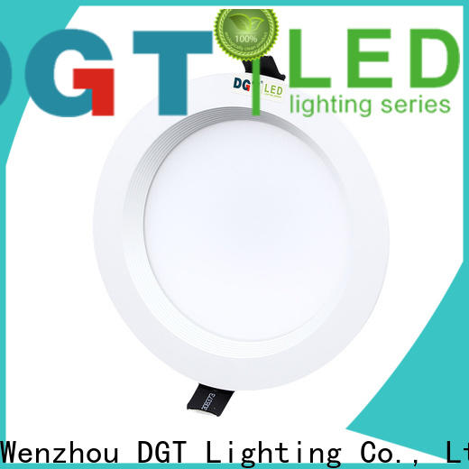 DGT Lighting waterproof adjustable led downlight personalized for home