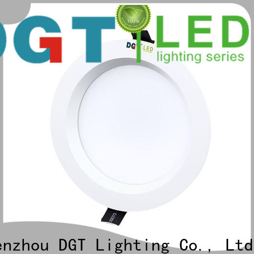 DGT Lighting long lifespan 12v led downlight factory price for househlod