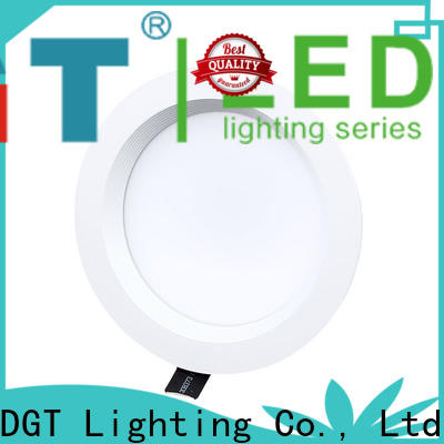 DGT Lighting dimmable led downlights supplier for home