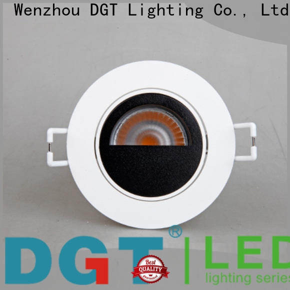 DGT Lighting approved kitchen spotlights design for club