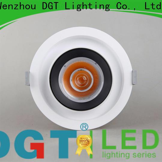 DGT Lighting elegant led ceiling spotlights factory for indoor