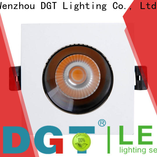 DGT Lighting dim spotlight led with good price for indoor