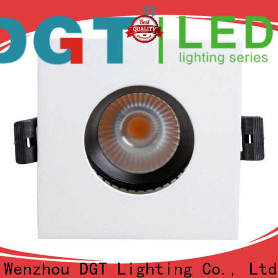 dim led ceiling spotlights with good price for commercial