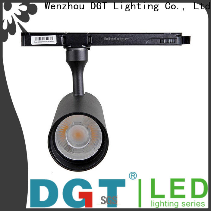 DGT Lighting bathroom track lighting directly sale for stage