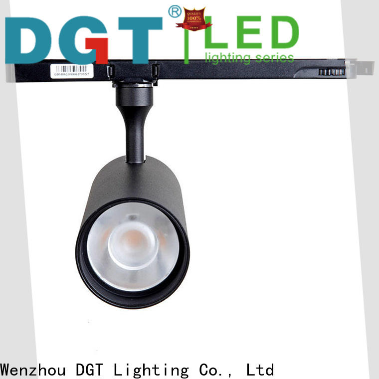 DGT Lighting hot selling suspended track lighting customized for outdoor