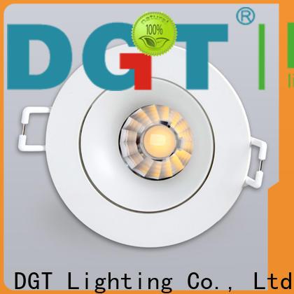 DGT Lighting elegant white spotlights with good price for indoor
