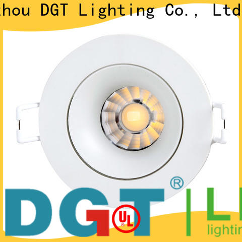 DGT Lighting interior spotlights design for indoor