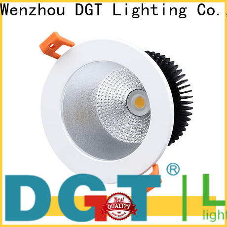 DGT Lighting long lifespan ceiling downlights personalized for spa