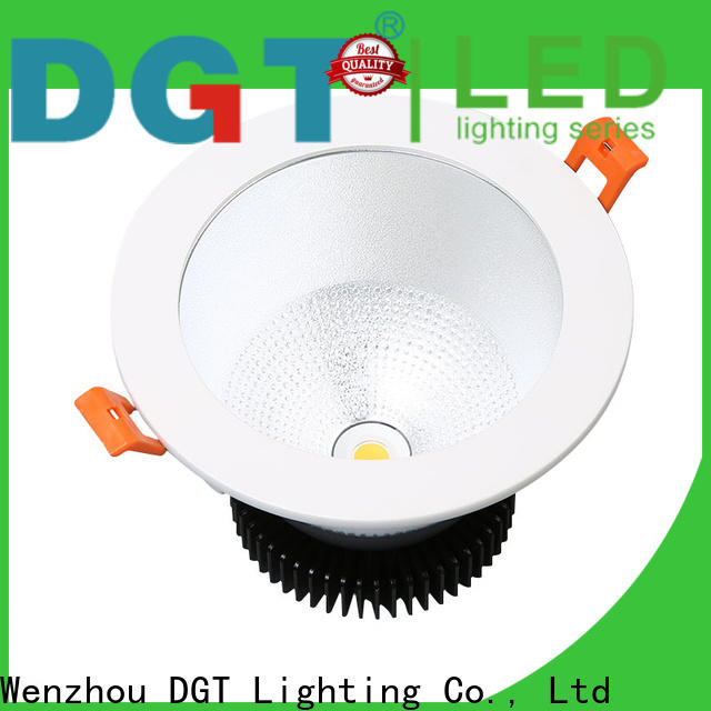 certificated ceiling downlights wholesale for bathroom