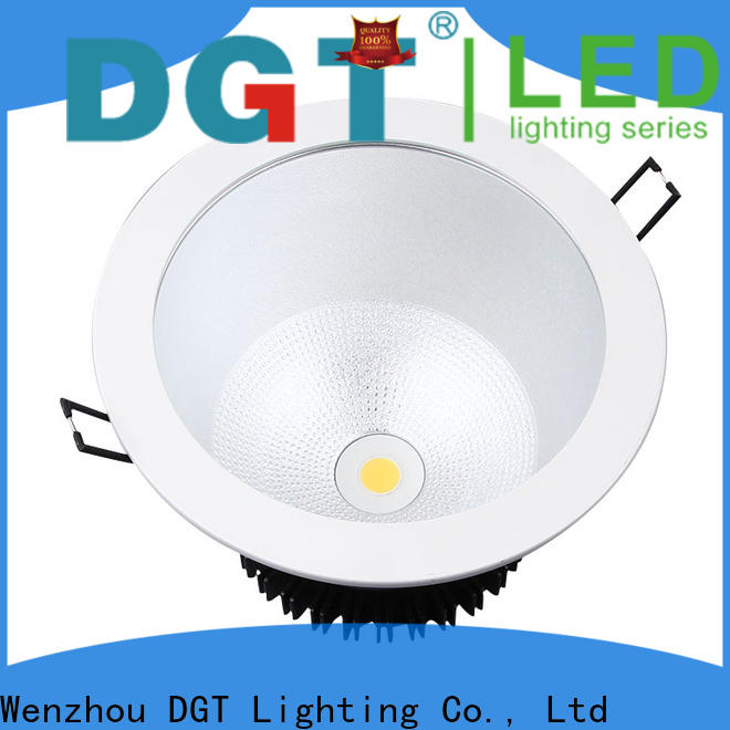 certificated dimmable downlights wholesale for home
