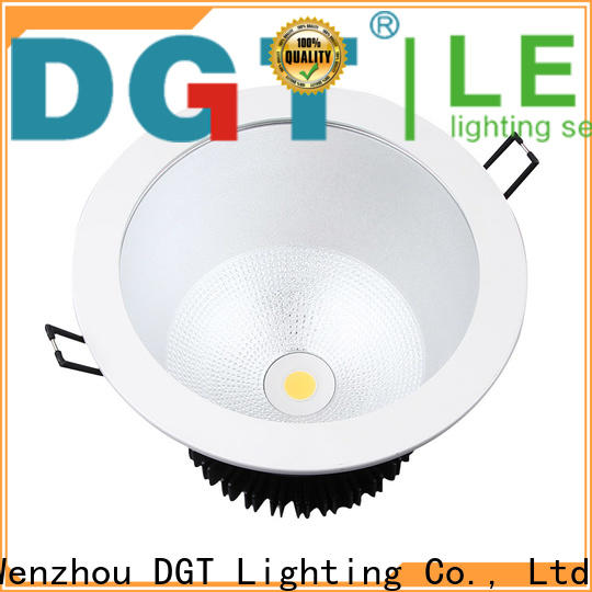 DGT Lighting home downlight personalized for spa