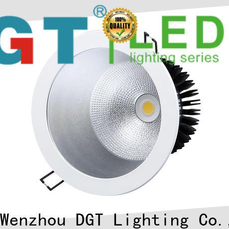 DGT Lighting long lifespan down light fixtures supplier for spa