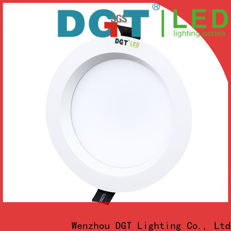DGT Lighting sturdy 12v led downlight factory price for bathroom