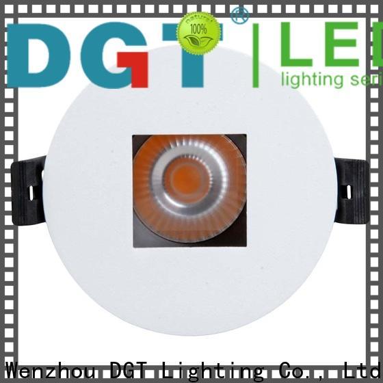 DGT Lighting recessed spotlights inquire now for indoor