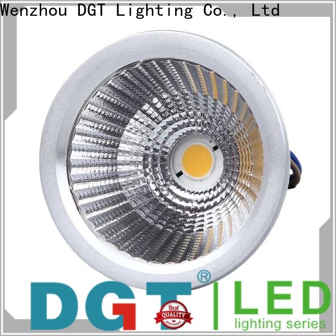 DGT Lighting certificated 120 volt mr16 led factory price for room