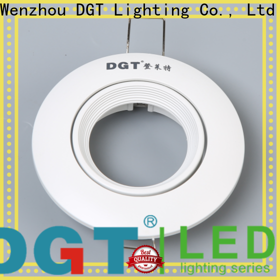 DGT Lighting adjustable mr16 fitting design for indoor