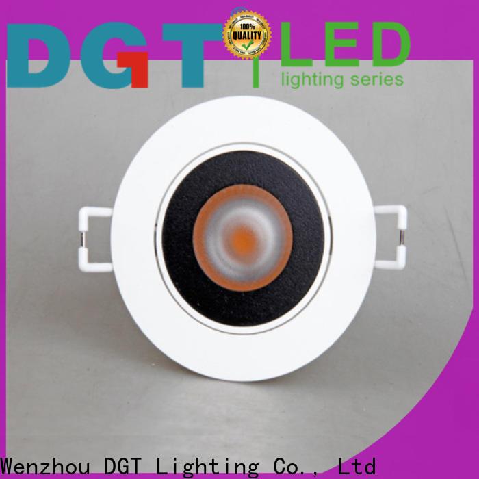 DGT Lighting led spotlights design for club