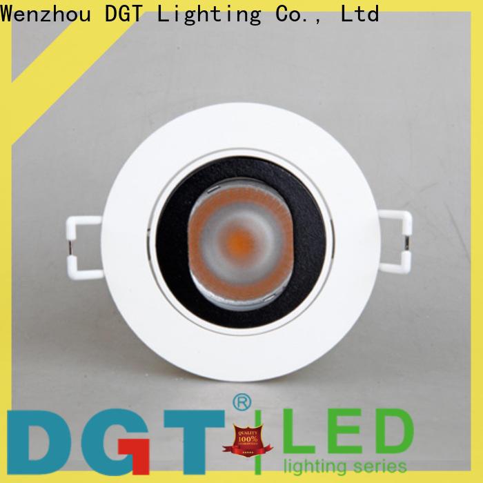 DGT Lighting efficient spotlight light design for bar