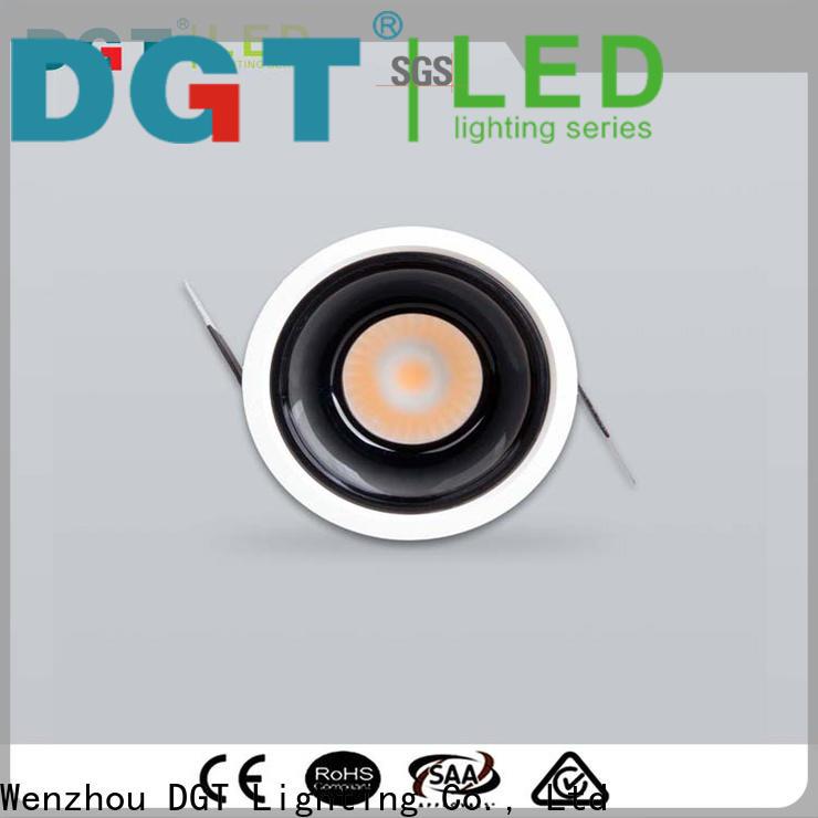 DGT Lighting white spotlights design for indoor
