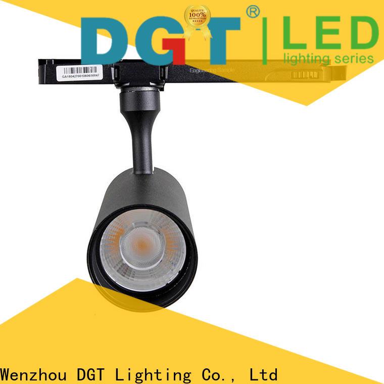 DGT Lighting commercial bedroom track lighting manufacturer for outdoor