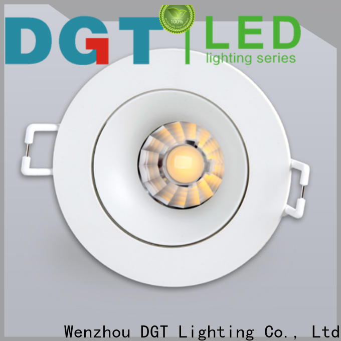 DGT Lighting firstclass spotlight light with good price for commercial