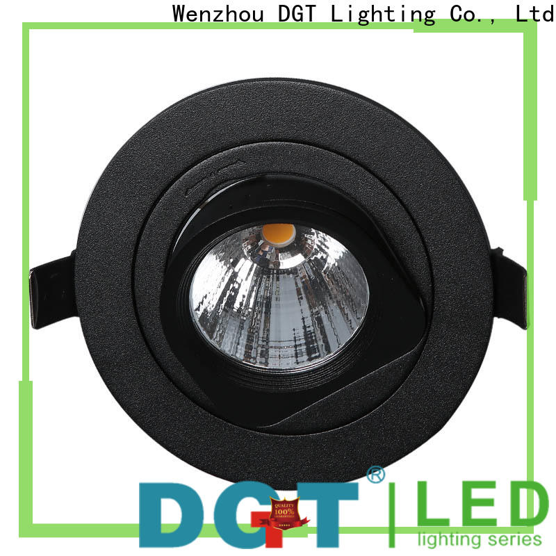 DGT Lighting ceiling spotlights with good price for commercial