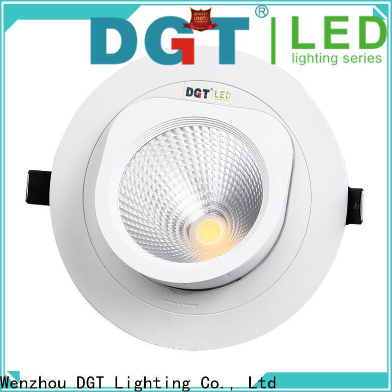 dim indoor led spotlight design for commercial