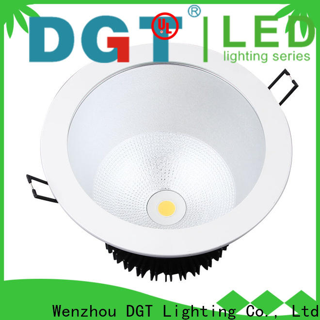 DGT Lighting best led downlights personalized for bathroom