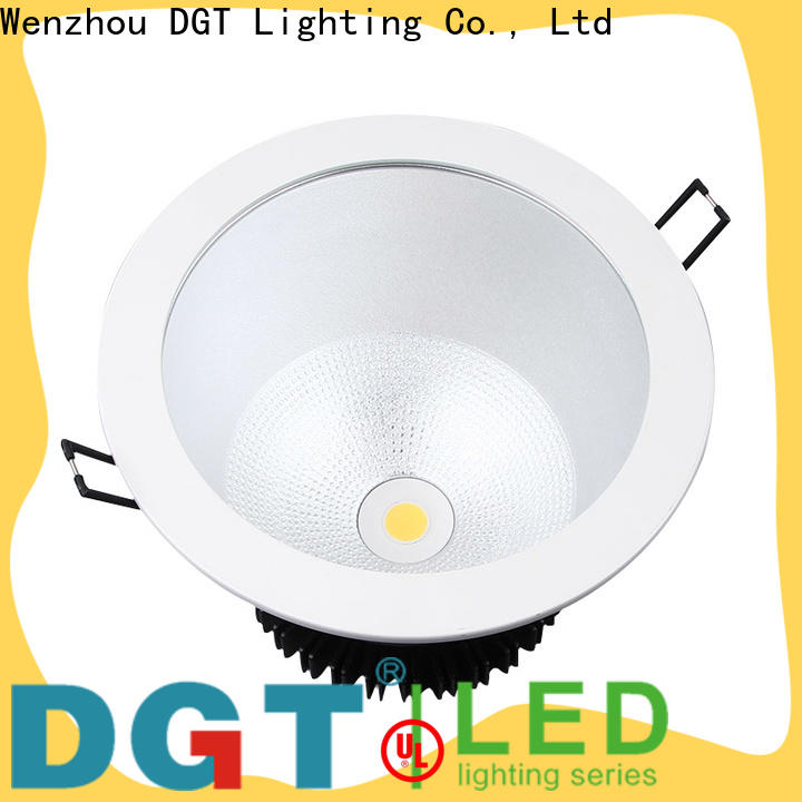 DGT Lighting led downlight personalized for househlod