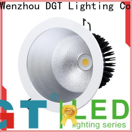 DGT Lighting 240V downlight personalized for bathroom