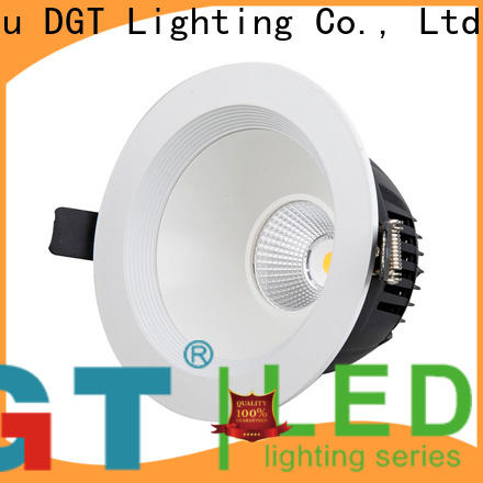 DGT Lighting stable adjustable led downlight wholesale for home