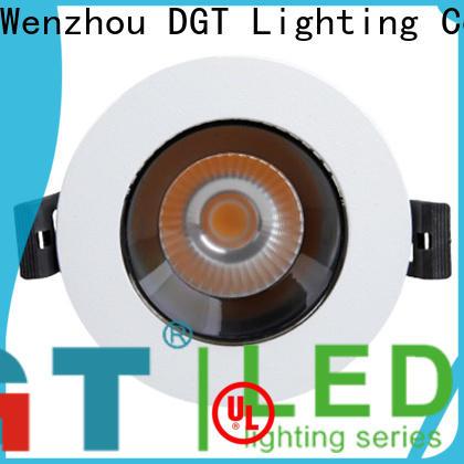 DGT Lighting elegant led recessed spotlights design for club
