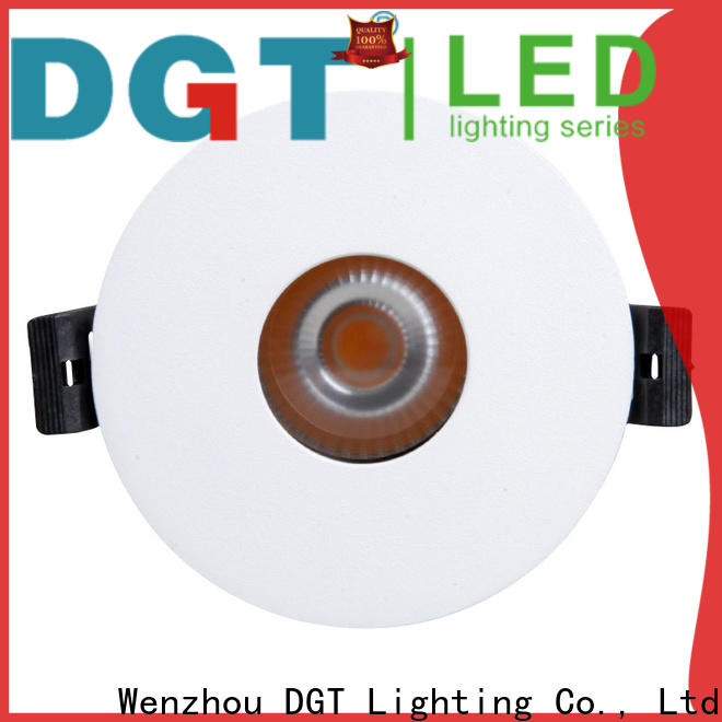 DGT Lighting recessed spotlights inquire now for bar