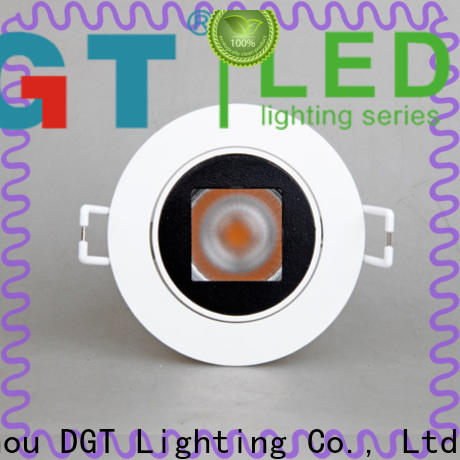 DGT Lighting dim spotlight lighting with good price for commercial